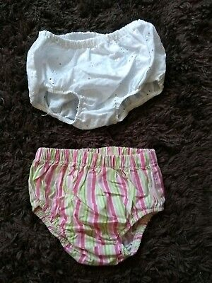 Baby Girl Nappy Cover 3-6 Months