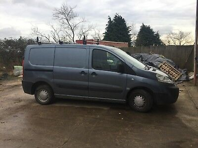 citroen dispatch 1.6 hdi 90 swb spares repair