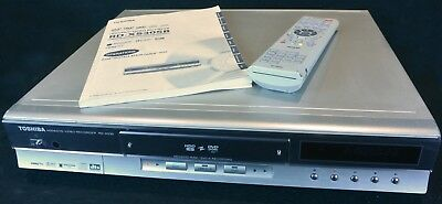 Toshiba RD-XS30 HDD and DVD Recorder 60Gb HD-Ram Disc. Fully working