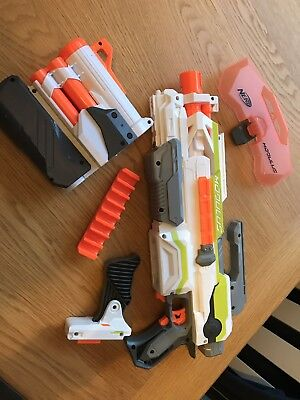Battery Operated Nerf Gun Modulus With Attachment Bundle