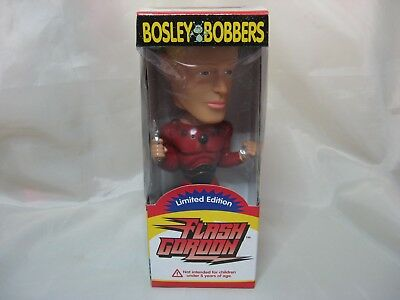 2002 FLASH GORDON Bobblehead Bobble Head Bosley Bobbers Spaceman UFO Alien