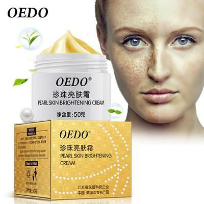 50g Fade Blemish Whitening Cream Melasma Treatment Reduce Freckle Facial Care