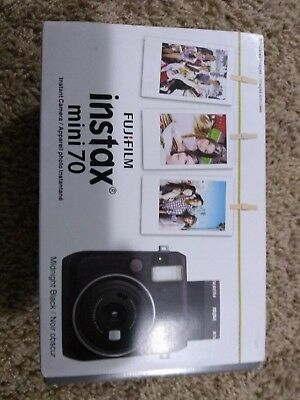 Fujifilm instax mini 70 Instant Film Camera with a pack of film included