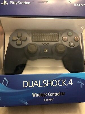 Sony Playstation 4 PS4 Controller Wireless Dualshock 4 Midnight Blue