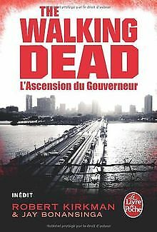 L'Ascension du Gouverneur (The Walking Dead, tome 1) ... | Livre | état très bon
