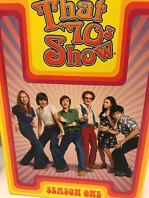 That 70's Show Tv Series Season 1 & 2 Complete