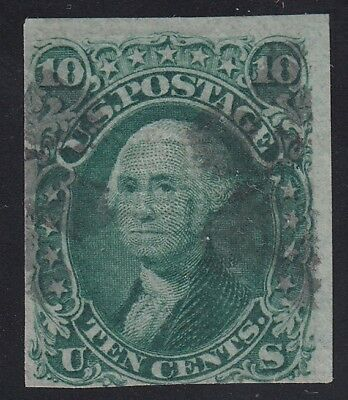 TDStamps: US Stamps Scott#96 10c Washington Used CV$225.00