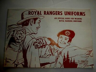 Royal Rangers Uniforms Official Guide For Wearing Royal Rangers Uniforms