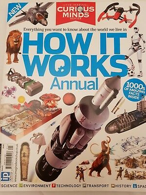 How It Works Annual Issue 21 (vol 7)