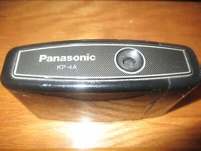 Panasonic KP-4A Battery Operated Portable Electric Pencil Sharpener - F40