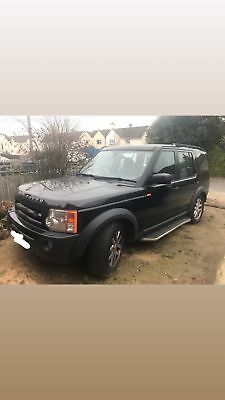 Land Rover Discovery 3 2.7 Tdv6 5Dr 2007 57 Black - Spares Or Repairs