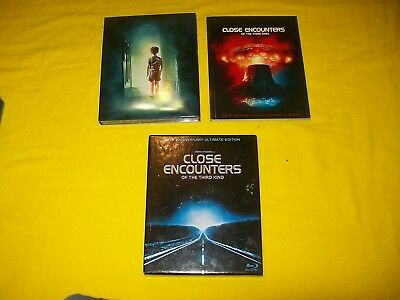 Close Encounters Of The Third Kind Bluray 30Th Anniversary Ultimate Edition
