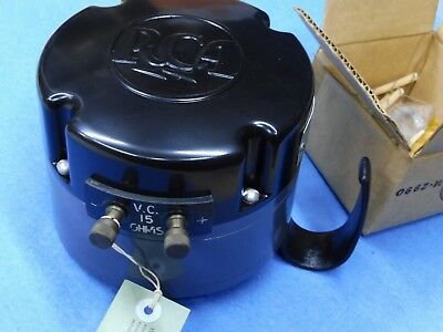 Western Electric Rca Driver Mi-9584 Code 175 Perfectly Working (New Old 1940)