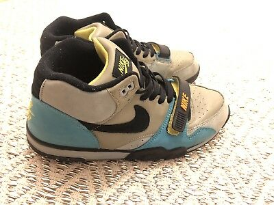 competitive price dd068 c521d 2006 Nike Air Trainer 1 SB BAMBOO Sz 10 Dunk Retro Max