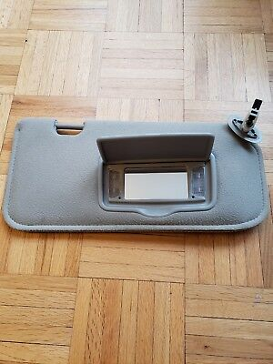 fab80dccadc 2001-2007 Ford Escape   Mazda Tribute Sunvisor GREY 1pc. Passenger side  only.