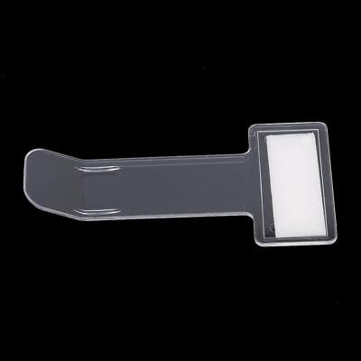 Car Vehicle Parking Ticket Permit Holder Clip Sticker Windscreen Window LJ