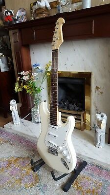 Redwood S Style Electric Guitar