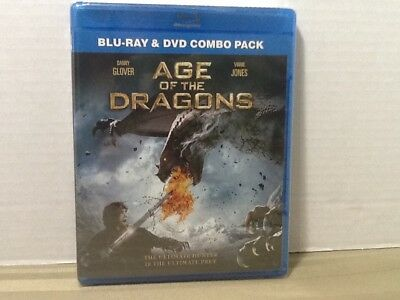 Age of the Dragons (Blu-ray, 2012) Danny Glover New & Sealed