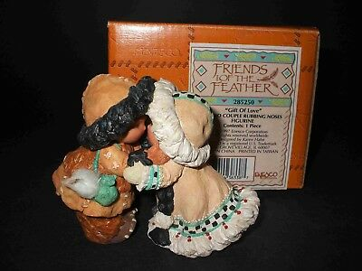 """FRIENDS OF THE FEATHER """"Gift of Love"""""""