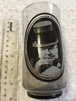 Vintage 1979 Arby's Collector's Series #6 -  W. C. Fields Drinking Glass