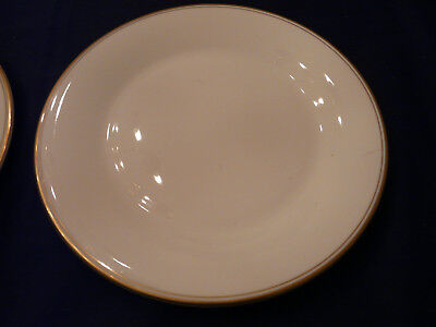 Royal Doulton Gold Concord Bone China Dinner Plate