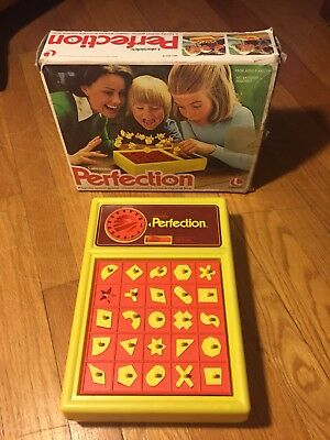 Lakeside Perfection Vintage Game Works Missing One Piece - 1975