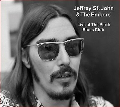 Jeff St John and The Embers LIVE at the Perth Blues Club