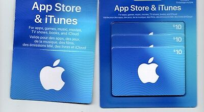 App Store & iTunes Gift Card ($80 Canadian)