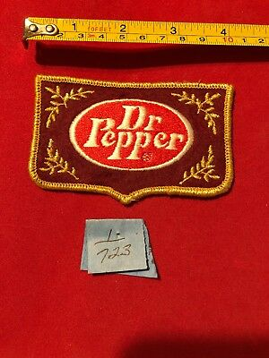 Dr Pepper Patch