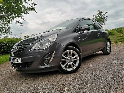 Vauxhall Corsa 1.3 2011 for parts - Engine needs replacing