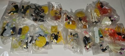 Shaman King Figure Gacha Lot of 16