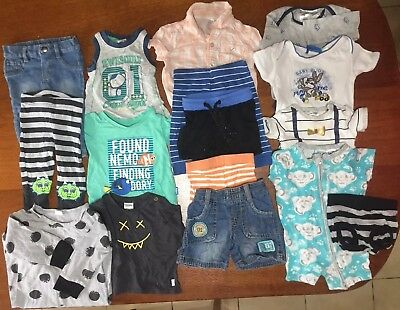 Boys Baby Clothes Bundle 3-6 Months 00 Pack A