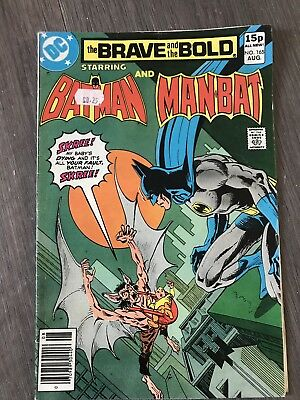 Brave And The Bold 165.  Aug 1980. Dc. Batman