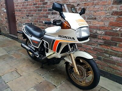 Honda Cx500 Turbo 1982 12 Months Mot,original Low Mileage Practical Classic.