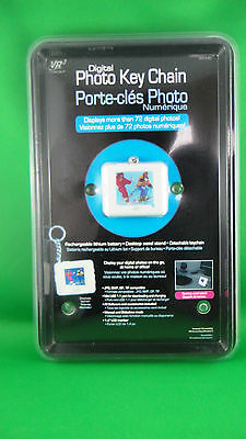 "Digital Photo Keychain Full Color Display 1.4"" LCD Monitor BRAND NEW"