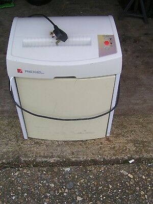 REXEL 130 office shredder USED very good condition.
