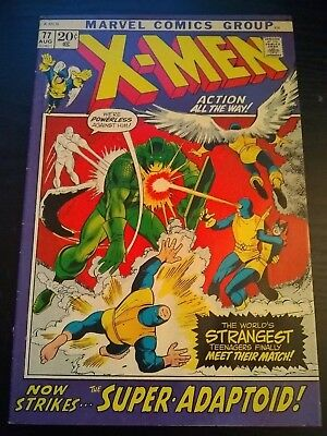 The X-Men #77----(Aug 1972, Marvel)----HIGH-GRADE BRONZE-AGE CLASSIC----
