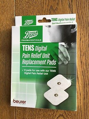 Tens Digital Pain Relief Unit Replacement Pads