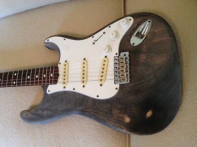 1982 Fender Squier JV '62 Early Production Reissue Stratocaster
