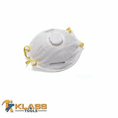 N95 Particulate Respirator Mask with Valve