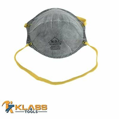 Carbon N95 Particulate Respirator Mask - Cone Style