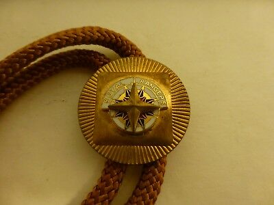 Royal Rangers Bolo and Tie from the 1970's