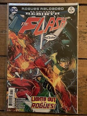Flash #17 (Rebirth)