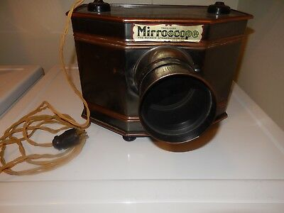 Antique Mirrorscope Rare, And In Excellent Condition