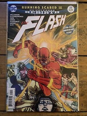 Flash #25 (Rebirth)