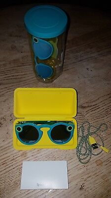 Snapchat spectacles in perfect condition.