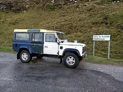 Land Rover Defender 300TDi Station Wagon 1996 - 6 seater