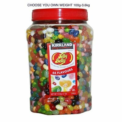 Kirkland Signature Jelly Belly Beans Loose Sweets Cheapest On Ebay 100G-1.8Kg