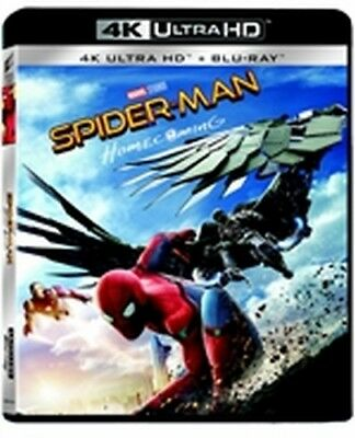 Spider-Man - Homecoming (4K Ultra HD + Blu-Ray Disc)