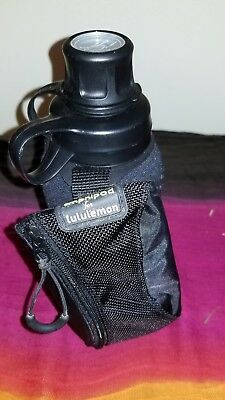 7e4517281f AMPHIPOD FOR LULULEMON Stainless Steel Water Bottle 16 oz PureRun ...